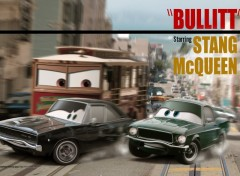 Wallpapers Cartoons Bullitt