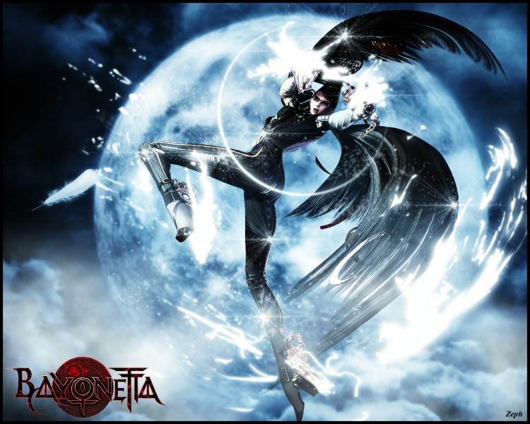 Wallpapers Video Games Bayonetta Bayonetta