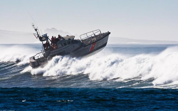 Fonds d'écran Bateaux Bateaux à moteur US Coast Guard