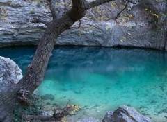 Wallpapers Trips : Europ Fontaine de Vaucluse (84)