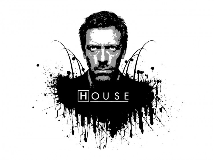 Wallpapers TV Soaps Dr [H]ouse DR.HOUSE