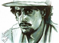 Wallpapers Art - Painting Saïd Taghmaoui