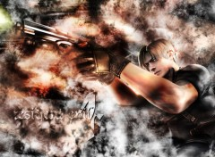 Wallpapers Video Games Leon Scott.Kennedy