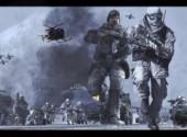 Fonds d'écran Jeux Vidéo Montage Moderne Warfare 2