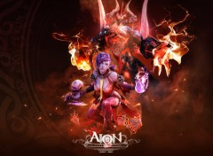 Wallpapers Video Games Aion Spiraliste Asmodienne