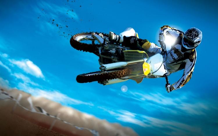 Fonds d'écran Motos Motocross Wallpaper N°252907