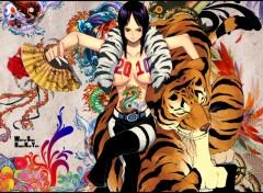 Fonds d'�cran Manga 2010