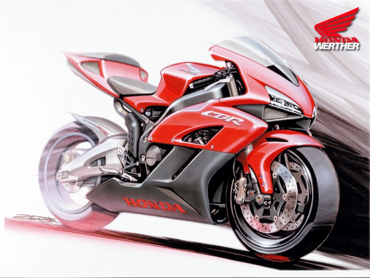 Wallpapers Motorbikes Honda honda