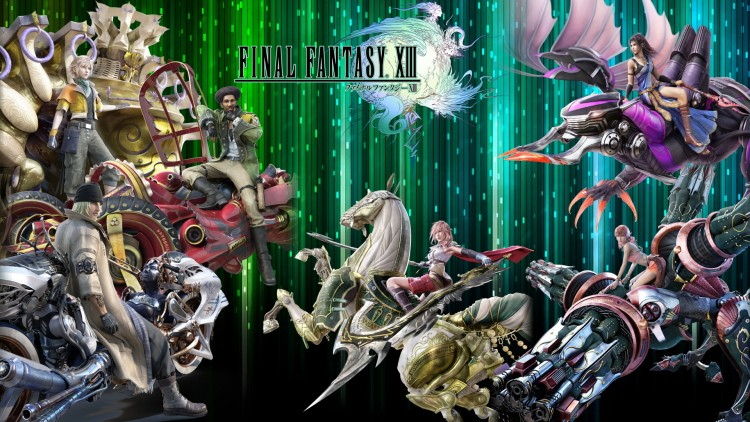 final fantasy xiii 1080p wallpaper anime