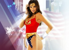 Wallpapers Celebrities Women jennifer lamiraqui wonder woman