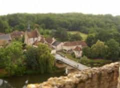 Fonds d'écran Voyages : Europe Angles sur l'Anglin