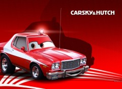 Fonds d'écran Dessins Animés Carsky & Hutch