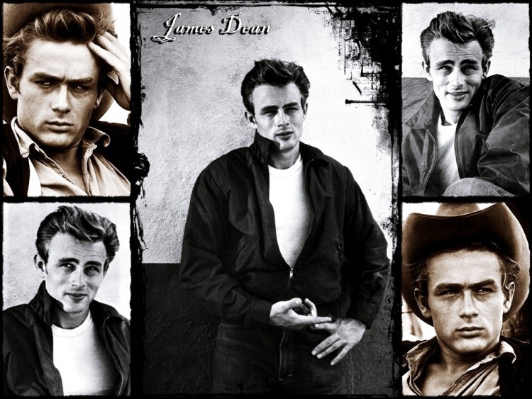 James dean age progression