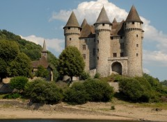 Wallpapers Trips : Europ Chateau de Val