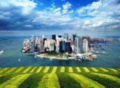 Fonds d'écran Voyages : Amérique du nord Manhattan,New York