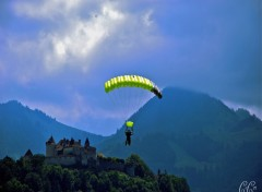 Wallpapers Sports - Leisures parachute