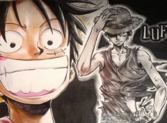 Wallpapers Manga Luffy Heroes