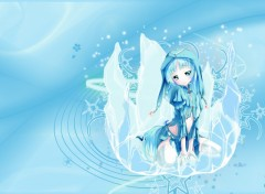 Wallpapers Manga Ice Princess