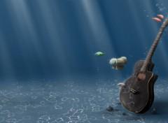 Wallpapers Digital Art Underwater