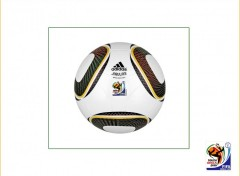 Wallpapers Brands - Advertising Adidas Jabulani - ballon officiel de la coupe du monde de Football