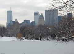Fonds d'écran Voyages : Amérique du nord New-York - Central Park