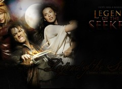 Fonds d'écran Séries TV The Legend of the Seeker - wallpapers 1920*1080