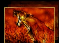 Wallpapers Digital Art jaguard 2