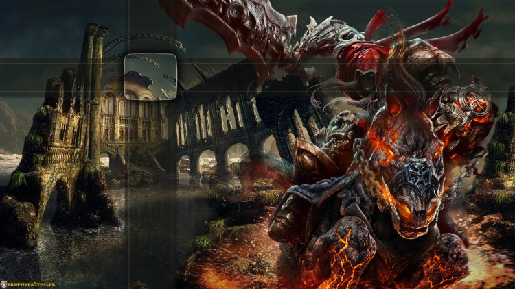 wallpaper darksiders