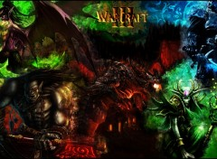 Fonds d'écran Jeux Vidéo The World Of Warcraft