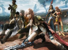 Wallpapers Video Games Final Fantasy XIII
