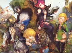Wallpapers Video Games Dragon Nest