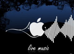 Wallpapers Computers apple music