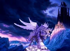 Fonds d'écran Fantasy et Science Fiction Image sans titre N°258711