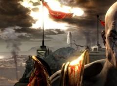 Wallpapers Video Games Kratos Légende
