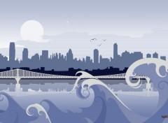 Wallpapers Digital Art City