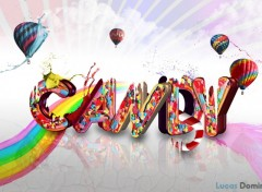 Fonds d'écran Art - Peinture Candy
