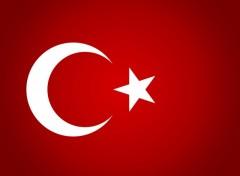 Fonds d'écran Art - Numérique Turkey's flag