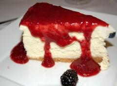 Fonds d'écran Objets Cheese cake