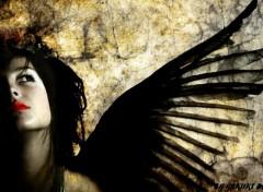 Fonds d'écran Art - Numérique Angel
