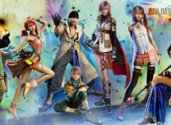 Wallpapers Video Games FF XIII