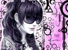 Wallpapers Digital Art Fashion Geometry