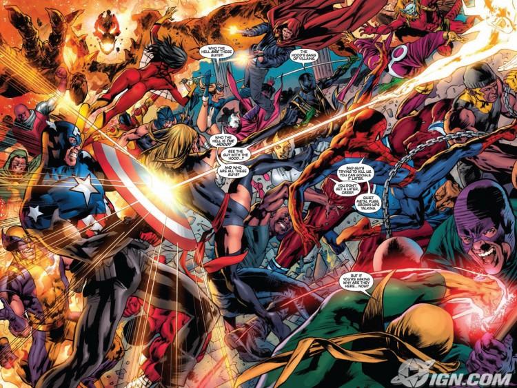 Wallpapers Comics Avengers avengers