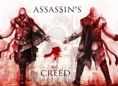 Fonds d'écran Jeux Vidéo Le Crédo de l'Assassin