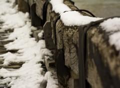 Wallpapers Nature Capbreton sous la neige