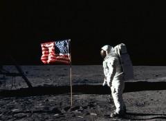 Fonds d'écran Espace Apollo 11