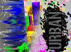Fonds d'écran Art - Numérique Urban