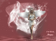 Wallpapers Fantasy and Science Fiction IM YOUR ANGEL