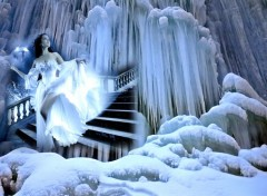 Wallpapers Fantasy and Science Fiction Cendrillon des Glaces