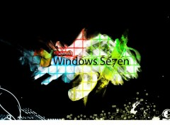 Fonds d'écran Informatique windows7b