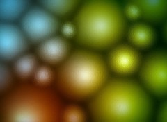 Wallpapers Digital Art Bubble Color